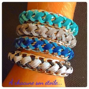 mutli bracelets